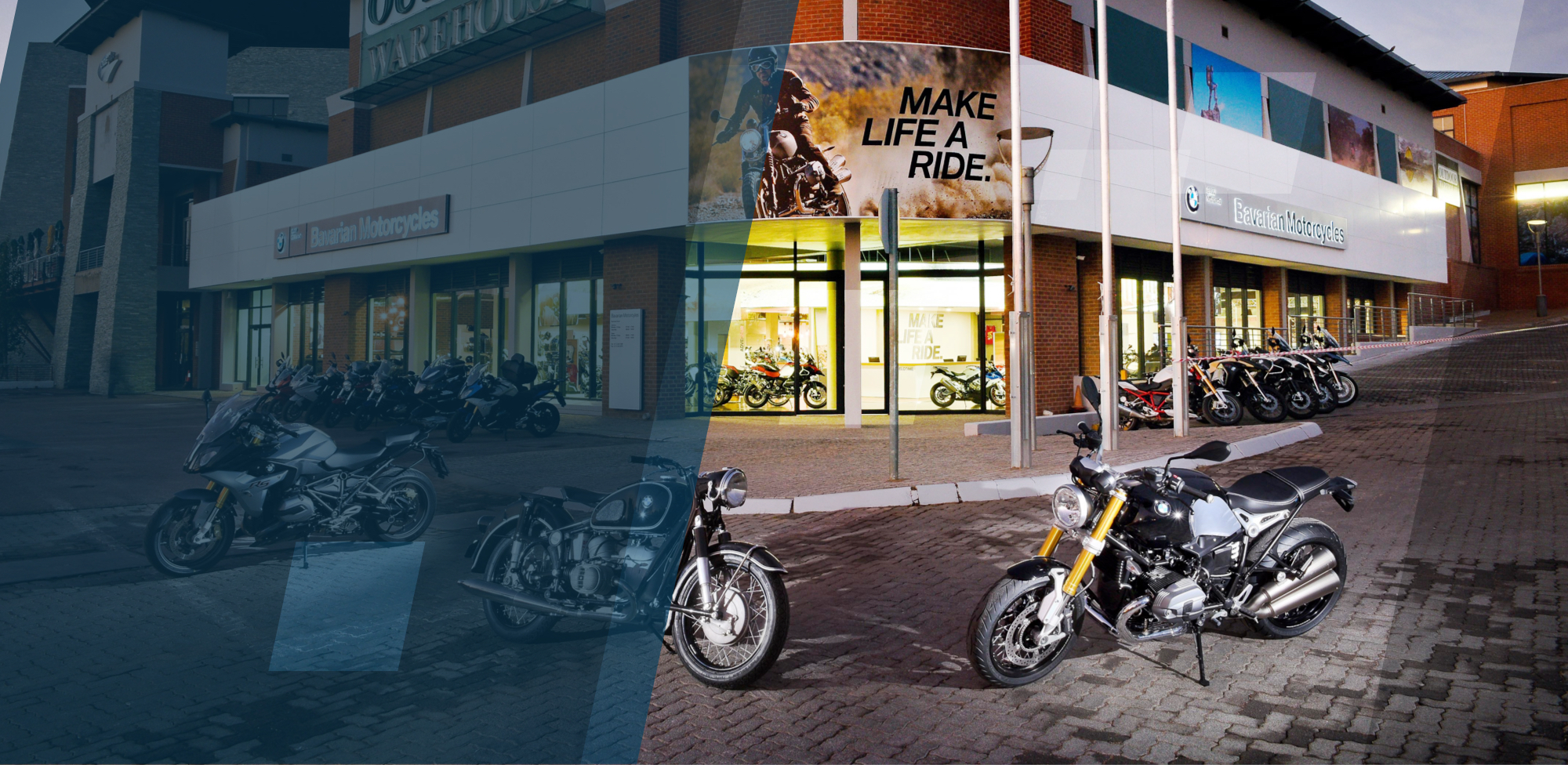 Bmw Motorrad Centurion Is The New Concept Store In South Africa